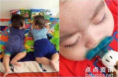 林志颖小儿子睫毛长度逆天 网友直呼不科学