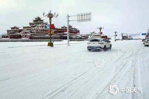 中东部迎大范围雨雪 北方气温创新低或将全面入冬