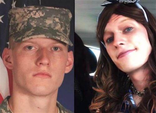 怕女装癖被告发!美国大兵联手女友杀害前妻